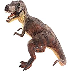 deAO Dinosaurios de Juguete - Figuras Prehistóricas Realistas (T-Rex)