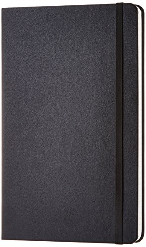 AmazonBasics Classic Notebook - Squared - 240 pages, A5 size