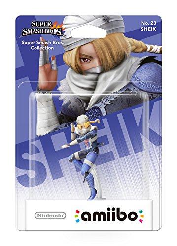 Nintendo - Figura Amiibo Smash Sheik