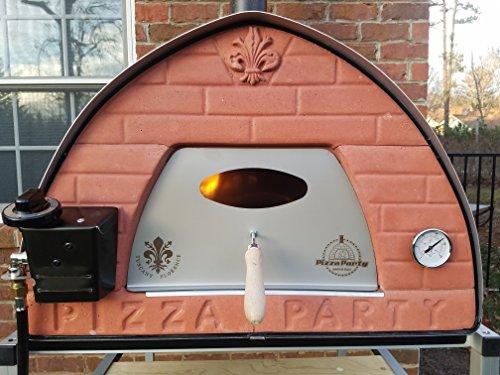 Forno Pizza Party Passione forno a gas o legna - Il forno a gas per pizza e non solo, portatile e...