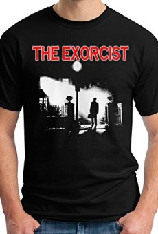 35mm – Camiseta Hombre – The Exorcist – El Exorcista – T-Shirt