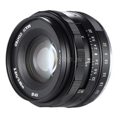 Meike Optics MK 50mm f2.0 - Enfoque Manual de Objetivo para MFT
