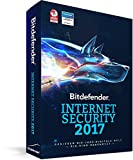 Bitdefender Internet Security 2017 - 1 Gerät | 1 Jahr (MAC, Windows & Android) - Aktivierungscode (bumps)