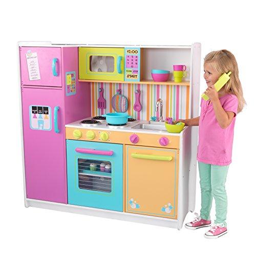 KidKraft- Kitchen, Multicolore, 53100