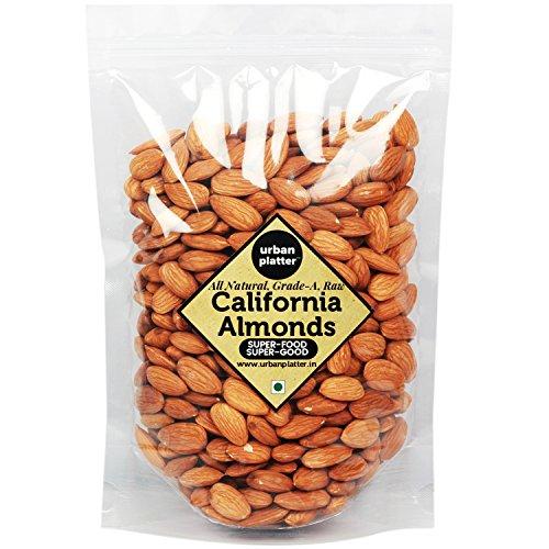 Urban Platter California Almonds (500g)