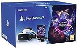 PS VR V2 + Camera + VR Worlds (Voucher) - PlayStation 4 [Bundle]