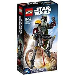 LEGO Star Wars Boba Fett 75533 Baubare Figur