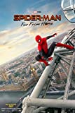 ELITEPRINT SPIDERMAN FAR FROM HOME V2 A3 POSTER MARVEL ON 250GSM PRINT MATERIAL