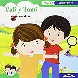 APRENDO EN CASA - APRENDO A LEER Nº 2: Aprendiendo A Leer - Cati y Tomi van al río. Nivel 2: 3
