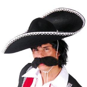 Alco Sombrero Mejicano Fieltro