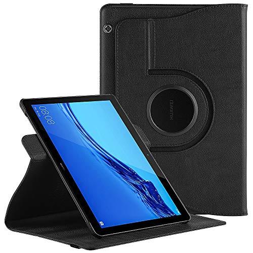 EasyAcc Custodia per Huawei MediaPad T5 10 - Girevole 360 Gradi di Rotazione Standing Cover...