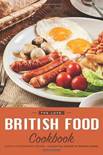 The love british food cookbook retro contemporary recipes free shipping free shipping forumfinder Choice Image