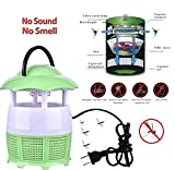 GTC Electric Mosquito Killer with LED Lamp/Mosquito Trap Item no 1-3 (Any Color Will be Shipped as per Stock Availability)