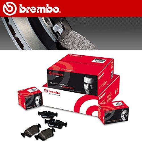 P68033 PASTIGLIE FRENO BREMBO ANTERIORI