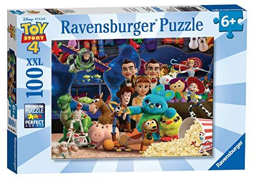 Ravensburger 10408 Toy Story 4 Puzzle, 100 Pezzi