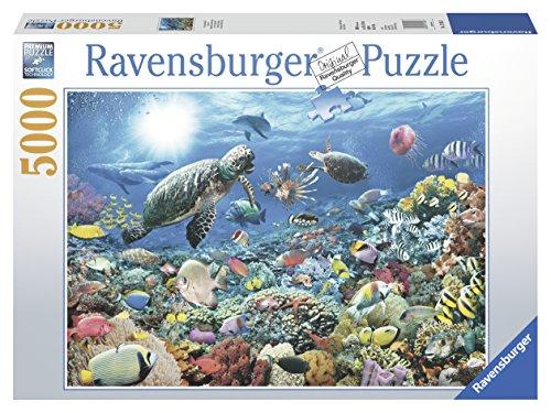 Ravensburger Italy Puzzle in Cartone Mondo Sottomarino, 5000 Pezzi 17426