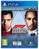 F1 2019 - Anniversary Edition (PS4) [Français, Anglais, Allemand, Italien, Espagnol]