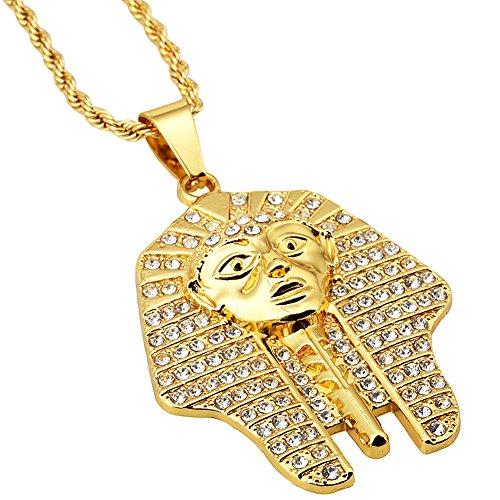 Colgante cabeza de Faraón