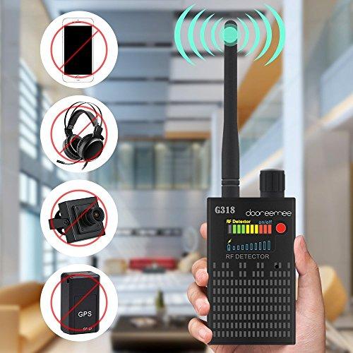 Super Camera GPS Anti-Spy Bug Signal RF détecteur, Caméra sans de très haute sensibilité GSM périphérique Finder, RF Bug Caméra espion sans ... 6