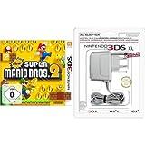 New Super Mario Bros. 2 & Nintendo 3DS / 3DS XL / DSi / DSi XL - Power Adapter