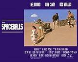 Spaceballs Póster de película E 11x 14en–28cm x 36cm Mel Brooks Rick Moranis John Candy Bill Pullman Daphne Zuniga Dick Van Patten