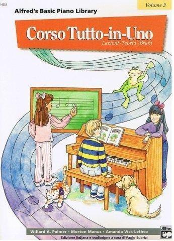 ALFRED Corso Tutto-In-Uno Volume 3