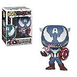 Funko- Marvel Venom Idea Regalo, Statue, COLLEZIONABILI, Comics, Manga, Serie TV, Multicolore, Standard, 32686