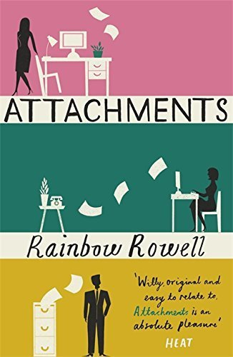 Attachments by Rainbow Rowell(2012-02-01)