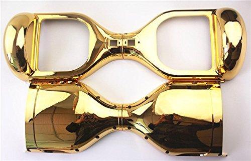Oro Chrome Sostituzione Shell Esterno di Copertura per (16,51 cm) 6,5 Pollici Auto Bilanciamento...