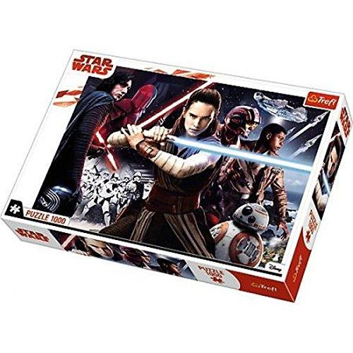 Puzzle 1000 Star Wars Moc jest z toba