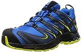 Salomon Herren XA Pro 3D Gtx Traillaufschuhe, Blau (Bright Blue/Slateblue/Corona Yellow), 44 EU