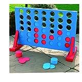 Jeu Puissance 4 Géant Pour jardin Plein air Pour enfants adultes fête famille Gift24
