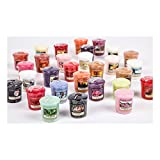 Yankee Candle Votive Samplers x10 MIXED