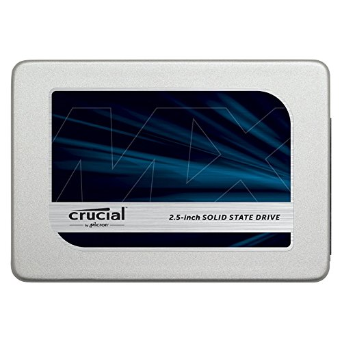 Crucial MX300 CT275MX300SSD1 - Disco duro sólido interno SSD de 275 GB (SATA, 2.5 pulgadas)