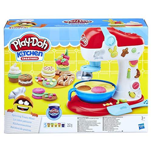 Play-Doh - Mixer di Dolcetti, E0102EU4