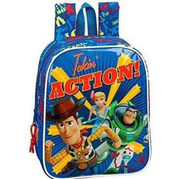 Toy Story 4 Sac à Dos pour Enfant Adaptable