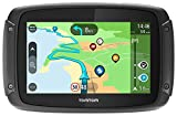 TomTom RIDER 500 - GPS Moto - Cartographie Europe 48, Trafic, Zones de...