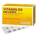VITAMIN D 3 HEVERT, 100 St. Tabletten