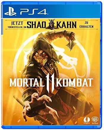 Mortal Kombat 11 (100% uncut) Bonus Edition - PS4