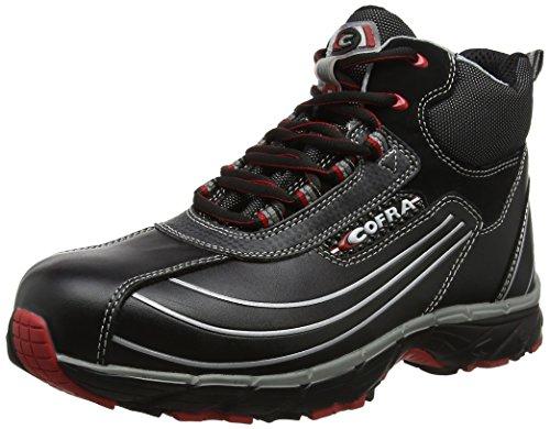 Cofra JV018-000 - Scarpe di sicurezza stivali alti nuovo la sicurezza sul posto di lavoro formato 42...