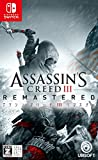 Ubisoft Assassin's Creed III Remastered NINTENDO SWITCH REGION FREE JAPANESE VERSION