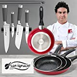 San Ignacio PK344 Set de útiles de Cocina:...