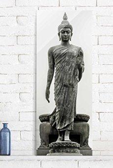 Cuadro de Cristal – Buddha Statue – Panorama Alto