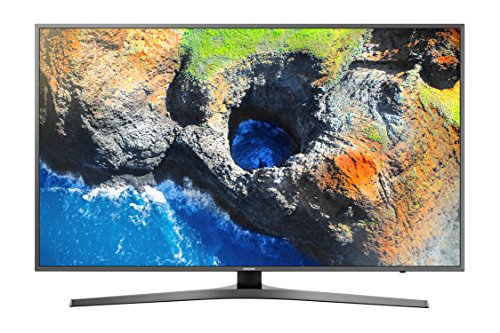 Samsung UE40MU6470U Smart TV da 40', Cristallo Attivo, con Supreme UHD Dimming e Telecomando Smart...
