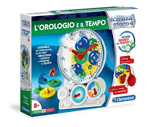 Clementoni 13987 - l'Orologio e Il Tempo