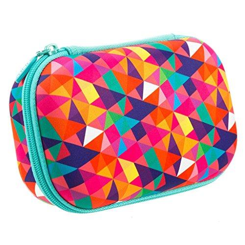 ZIPIT Colorz Box Astuccio Per Matite, Portapenne, Contenitore, Colorato
