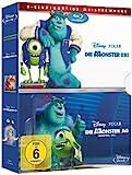 Die Monster AG/Die Monster Uni [Blu-ray]
