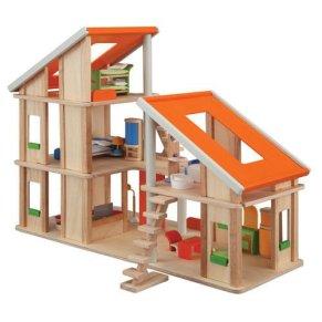PLANTOYS 13571410 - Casa de muñecas con muebles , color/modelo surtido