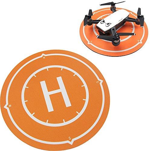 Kismaple tapis de souris, SPARK Grembiule di parcheggio per gonfiabili per elicottero elicottero...