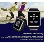 Jokin Bluetooth Smart Watch with Camera & SIM Card Support for Android and iOS Smartphones 21